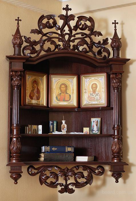 ... икона, или домашний иконостас, а также: www.soborpokrova.ru/krasnyij-ugol